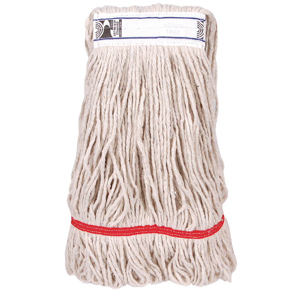 2Work 340g PY Kentucky Mop Red (5 Pack) KGRE3405I