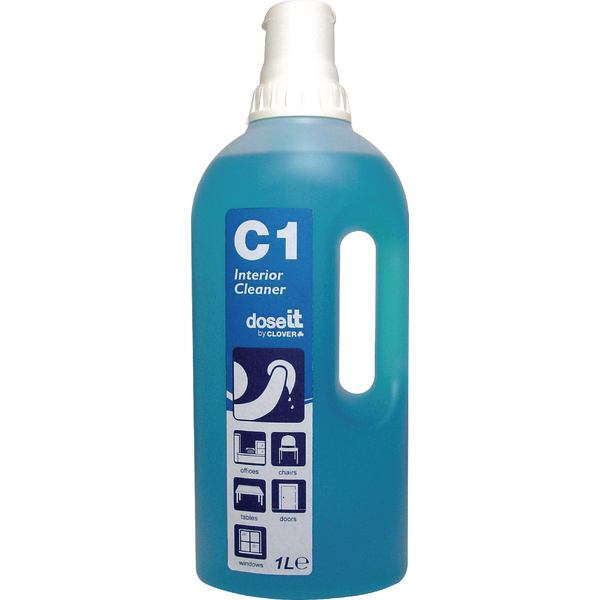 DoseIT C1 MultiPurpose Cleaner 1 Litre (8 Pack) 2W06309