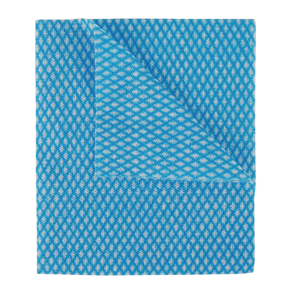 2Work Economy Cloths Blue 42X35CM (Pack of 50) CCBC42BDI