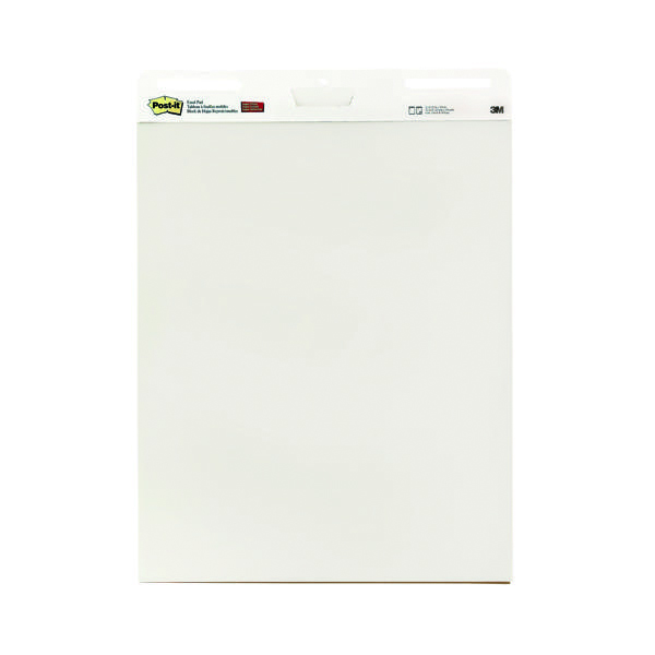 3M Post-it Meeting Charts 635X775 with free of charge Post-it Notes