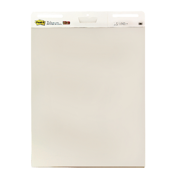 Post-it Meeting Chart 635 x 775mm (2 Pack) Buy 2 Get 1 Free 3M811275