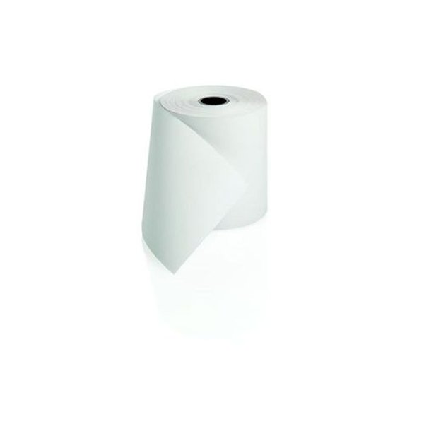 Initiative Thermal Chip and Pin rolls 57x55x12.7mm Single Ply A grade White Pack 20