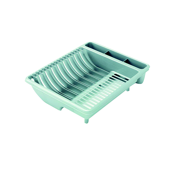 Addis Metallic Grey Draining Rack 510815