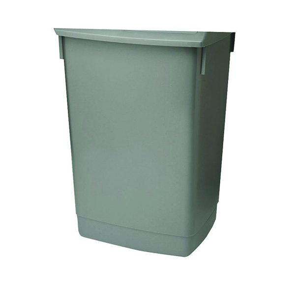 Addis Metallic 60 Litre Flip Top Bin Base 504896