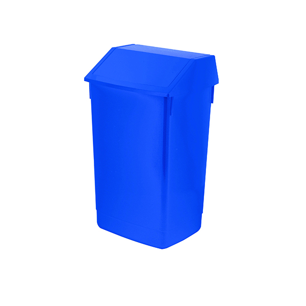 Addis Blue 60 Litre Fliptop Bin AG813424