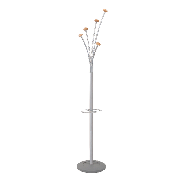 Alba Festival Metal/Wood Coat Stand PMFEST