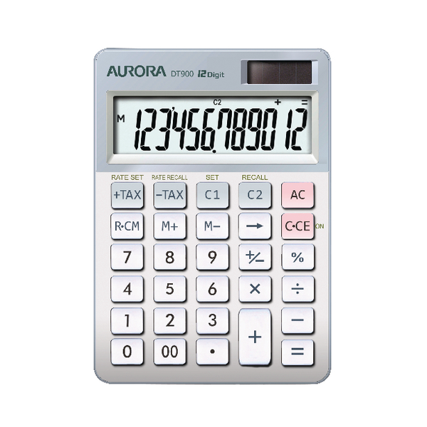 Aurora DT900 Desktop Calculator