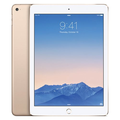 Apple iPad Air 2 Wi-Fi + Cellular 64GB Gold (Pack of 1) MH172B/A