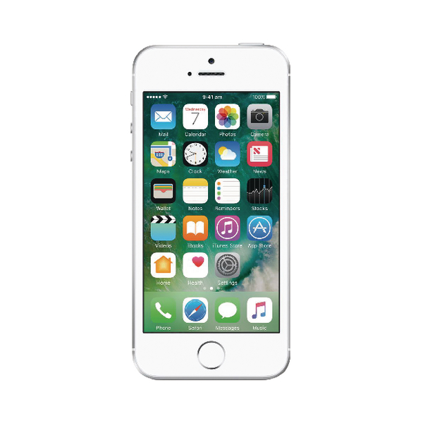 Apple iPhone SE 128GB Silver MP872B/​A