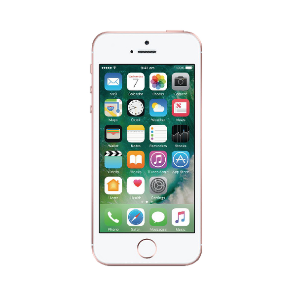 Apple iPhone SE 128GB Rose Gold MP892B/​A
