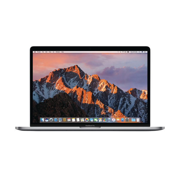 Apple MacBook Pro 15-inch with Touch Bar 2.8GHz quad-core Intel Core i7 256GB - Space Grey MPTR2B/A
