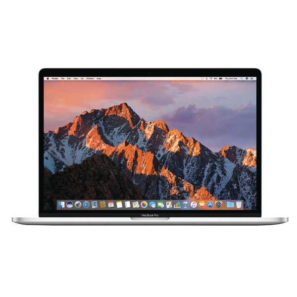 Apple MacBook Pro 15-inch with Touch Bar 2.9GHz quad-core Intel Core i7 512GB - Silver MPTV2B/A