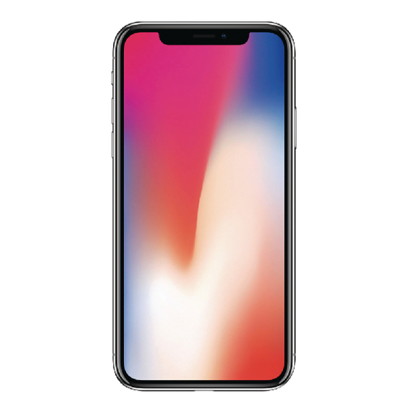 Apple iPhone X 64GB Silver MQAD2B/A