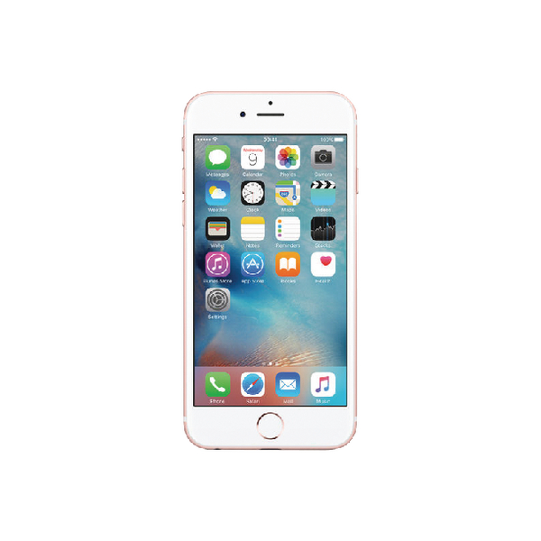 Apple iPhone 6s 128GB Rose Gold MKQW2B/A
