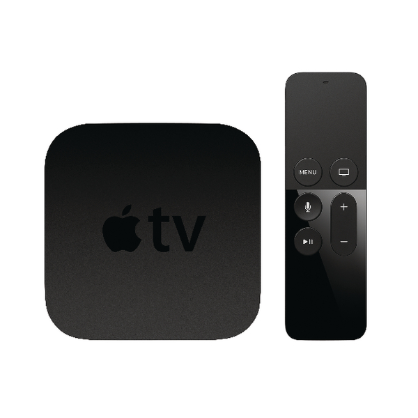 Apple TV 32GB With Siri Remote Black MR912B/A