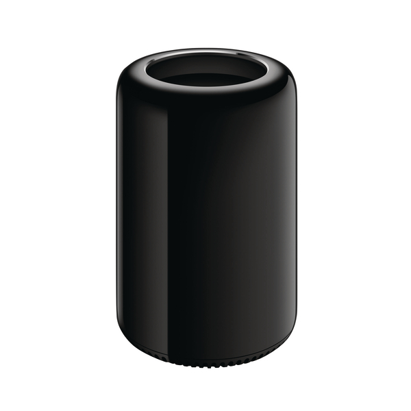 Apple Mac Pro 3.5GHz 6-Core Intel Xeon E5 16GB 256GB Dual AMD FirePro D500 MD878B/A