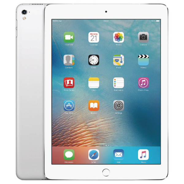 Apple 9.7in iPad Pro 32GB Wi-Fi Silver MLMP2B/A