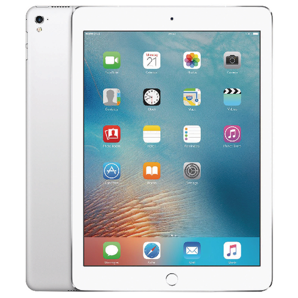 Apple 9.7in iPad Pro 256GB Wi-Fi Silver MLN02B/A