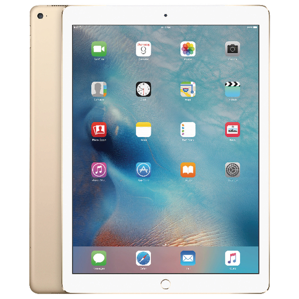 Apple 9.7in iPad Pro 32GB Wi-Fi and 4G Gold MLPY2B/A