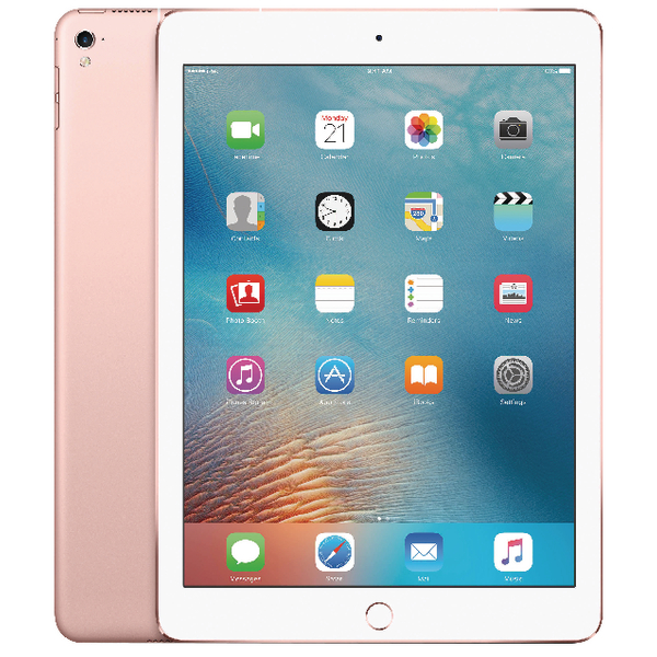 Apple 9.7in iPad Pro 32GB Wi-Fi and 4G Rose Gold MLYJ2B/A