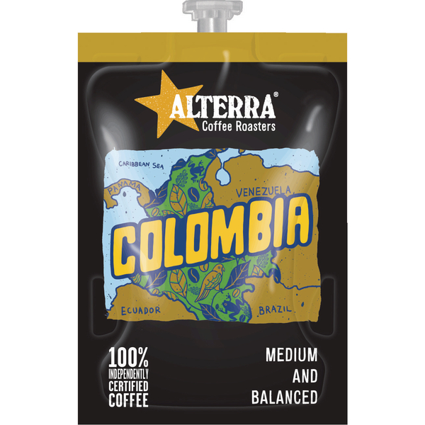 Flavia Alterra Colombia Sachets (100 Pack) 100317