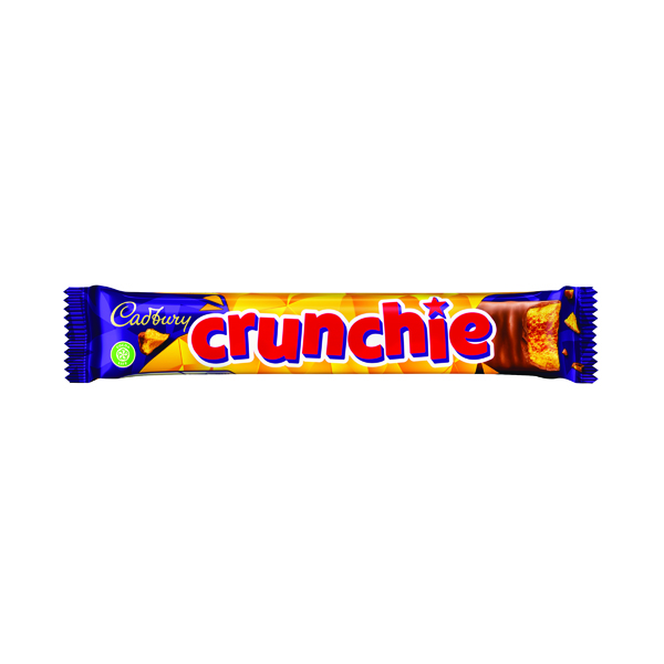Cadbury Crunchie 40g (Pack 48) 100140