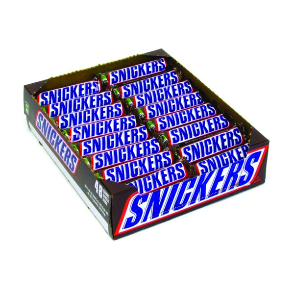 Mars Snickers (48 Pack) 0401057