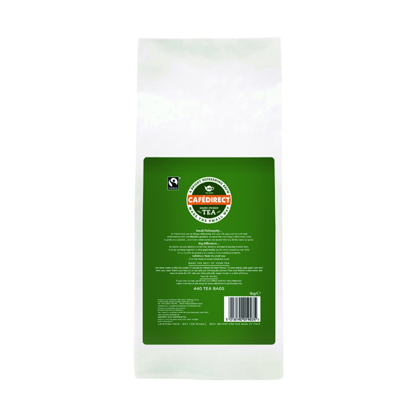 Cafedirect Fairtrade Everyday Tea Bags (440 Pack) FTB0010