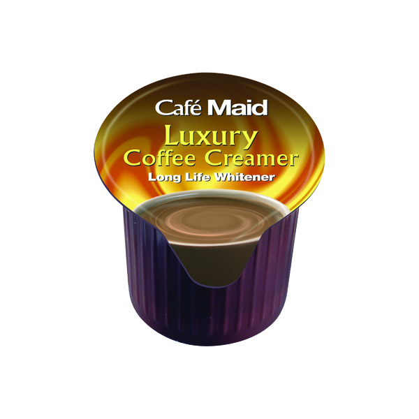 Cafe Maid Luxury Coffee Creamer Pots 12ml (120 Pack) A02082