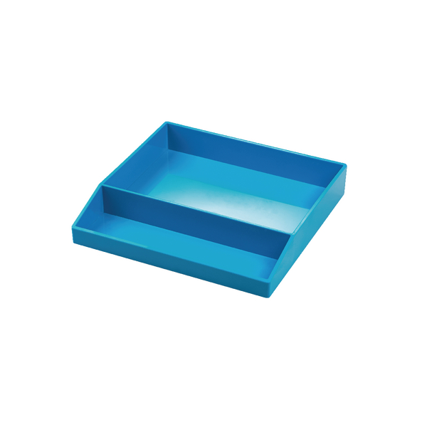 Avery ColorStak Accessories Tray Cool Blue (Pack of 1) CS202