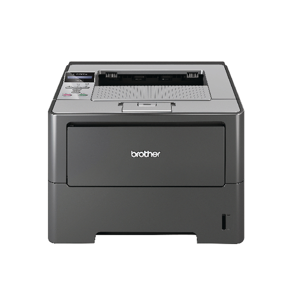 Brother HL-6180DW High Speed Mono Laser Printer Barcode Support Grey HL6180DWU3