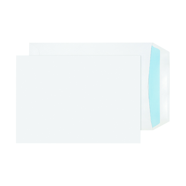Evolve Recycled C5 Envelope Self Seal 100gsm White (500 Pack) RD7893