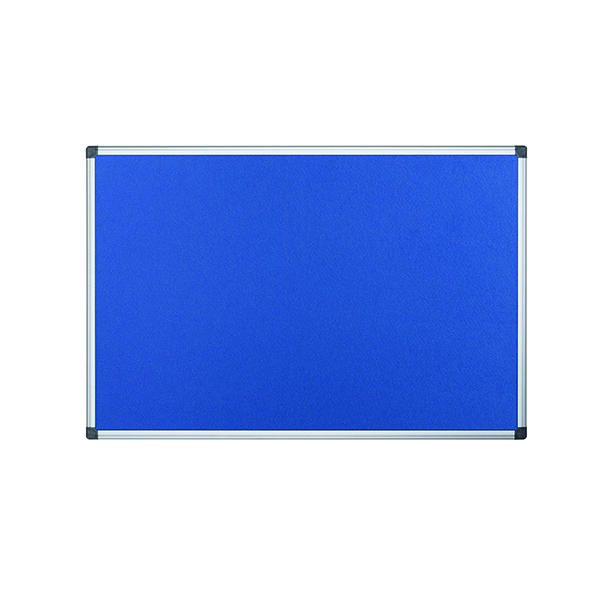 Bi-Office Fire Retardant 600x900mm Notice Board SA0301170