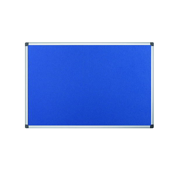 Bi-Office Fire Retardant 1200x900mm Notice Board SA0501170