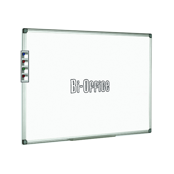 Bi-Office Aluminium Trim 900x600mm Drywipe Board MB0312170