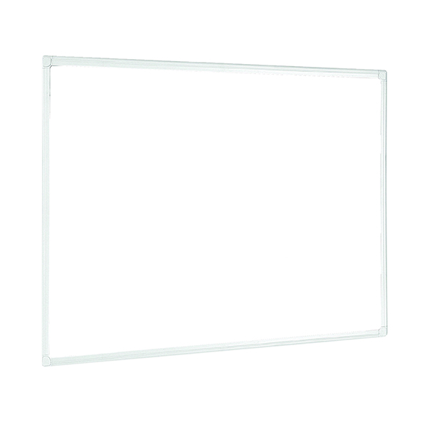 Bi-Office Anti-Microbial Maya 1800x1200mm Whiteboard BMA2707226
