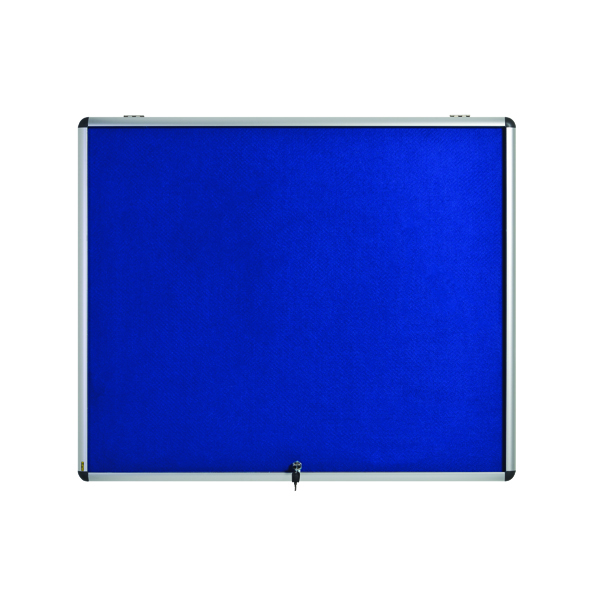 Bi-Office Fire Retardant 1310x903mm 18xA4 Display Case ST390101150