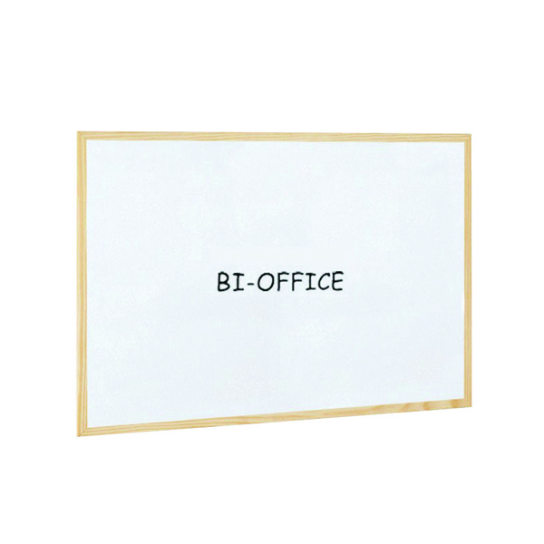 Bi-Office White Lightweight 900x600mm Drywipe Board MP07001010