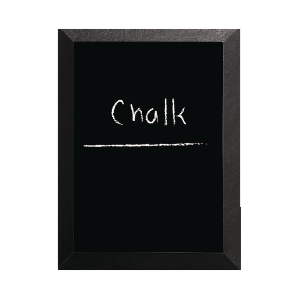 Bi-Office Kamashi 900x600mm Chalk Board PM07151620