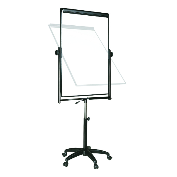 Bi-Office Black Performer Flipchart Easel EA5800145