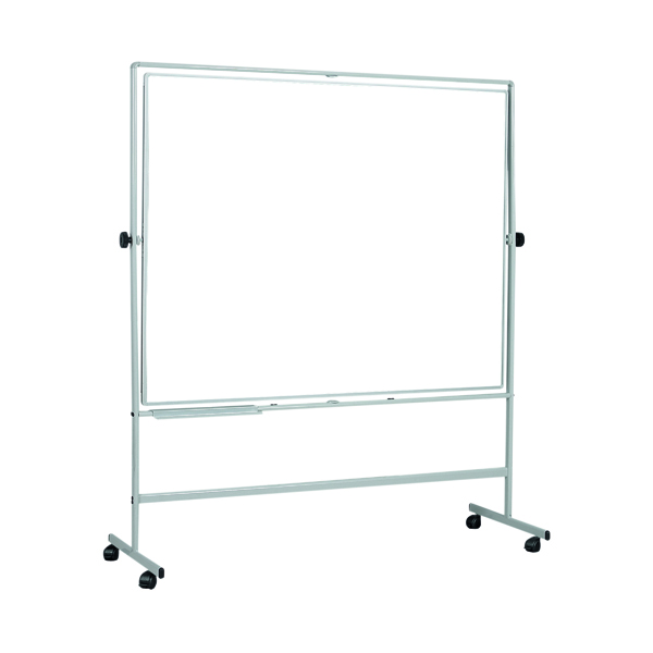 Bi-Office Grey Revolver Non-Magnetic Board 1200x900mm BQ81796