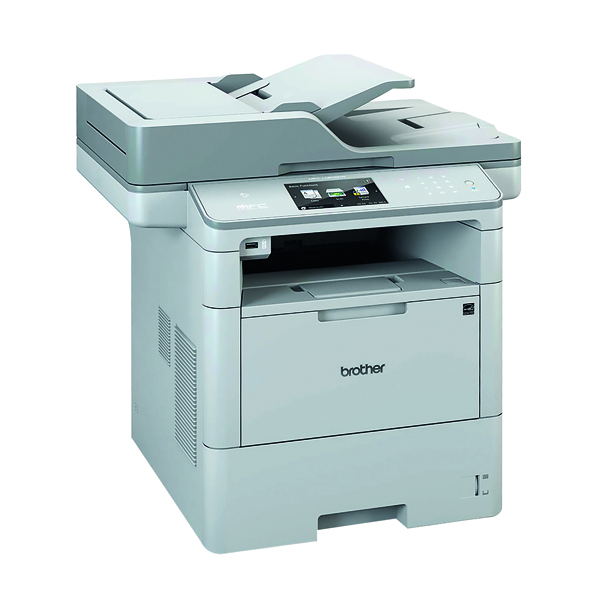 Brother Mono Multifunction Laser Printer MFC-L6800DW Grey MFC-L6800DW