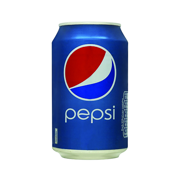 Pepsi 330ml Cans - (24 Pack) 0402007