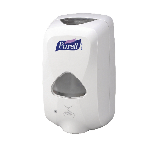 Purell White ADX-12 1200ml Manual Dispenser 8820-06