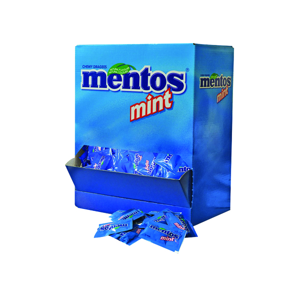 Mentos Individually Wrapped Mints (700 Pack) A03664