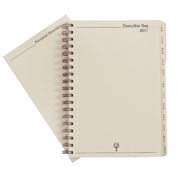 Collins 2018 Elite Refill for Executive Day to Page Diary 1100R