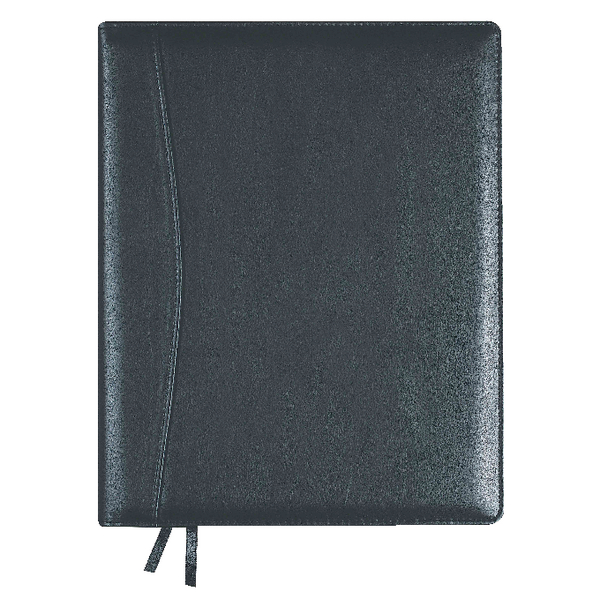 Collins Elite 2018 Executive Day/Page Black Diary 1100V