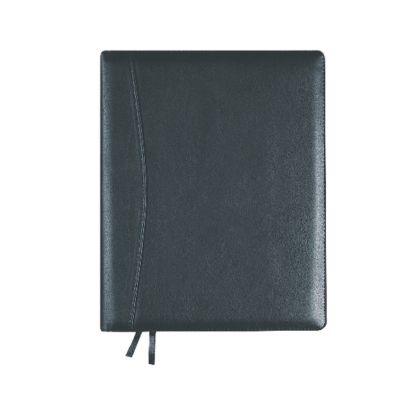 Collins Elite Executive Week to View 2019 Diary Black 1130V