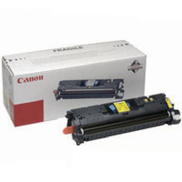 Canon LBP5200 High Yield Toner Cartridge 701Y Yellow 9284A003
