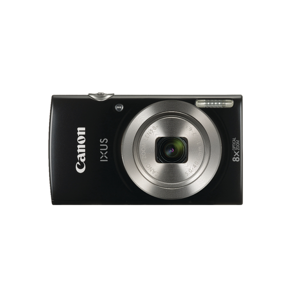 Canon IXUS 185 Digital Camera Black 1803C009